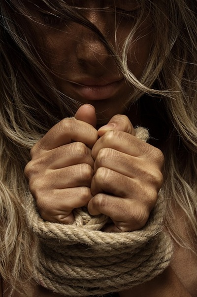 緊縛をされたい女性