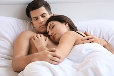 ポリネシアンセックスをするパートナー
